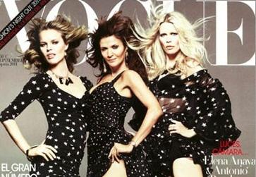 Vogue a renoncé à collaborer avec de jeunes modèles minces
