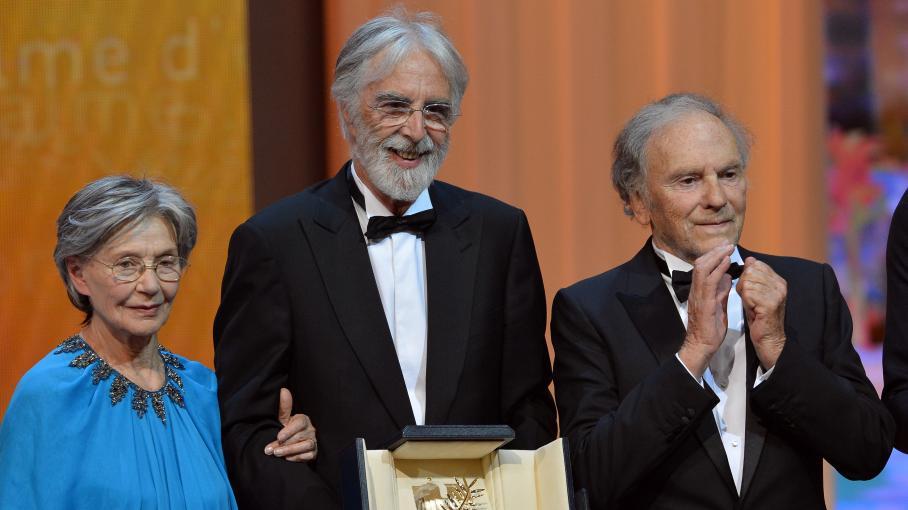 « Amour » a obtenu le grand prix du festival de Cannes