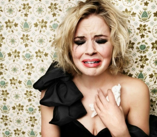 Homme pardonne tout à la femme sauf la crise de nerfs